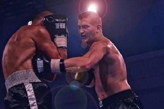 4 MMA Fighters -elokuvasta kääntyi