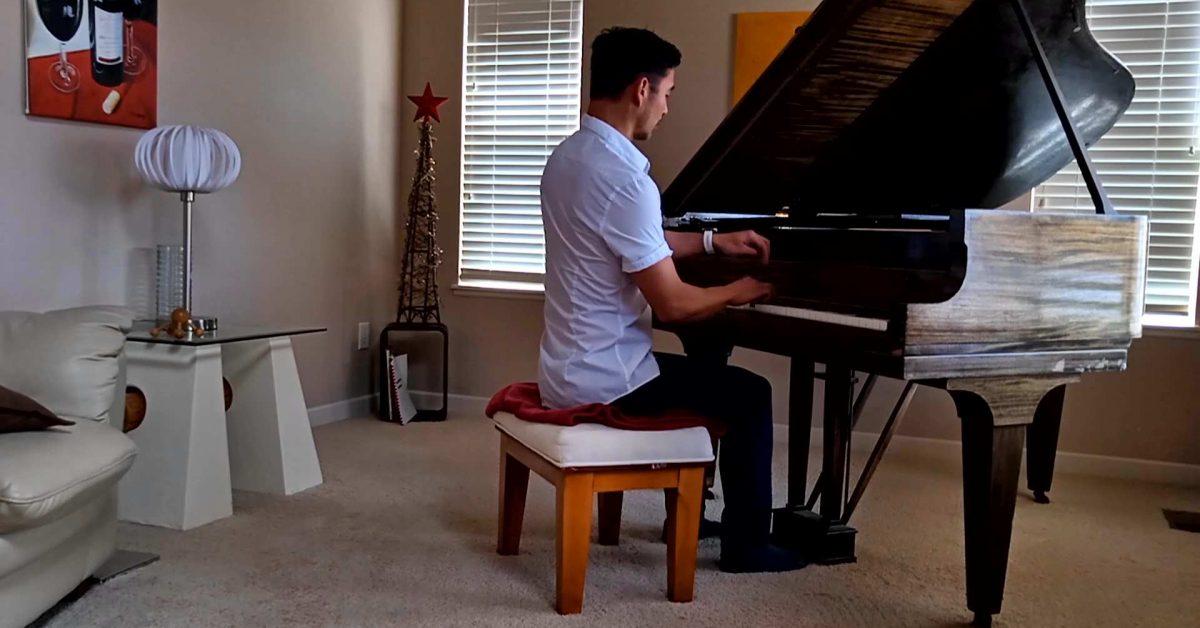 Pianon siirtäminen kotona?